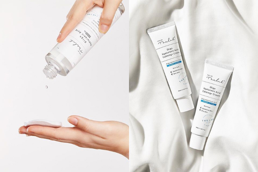 korean beauty brand THE LAB by blanc doux Hyaluronic Acid
