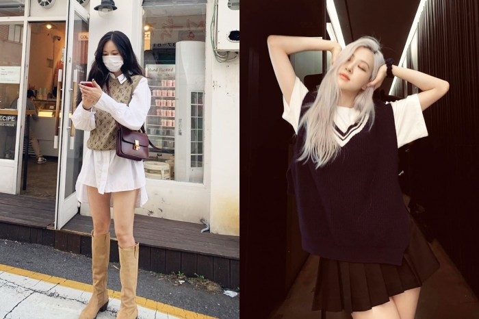 韓國女星們全都換上了!這季你還可以不入手這款單品嗎?