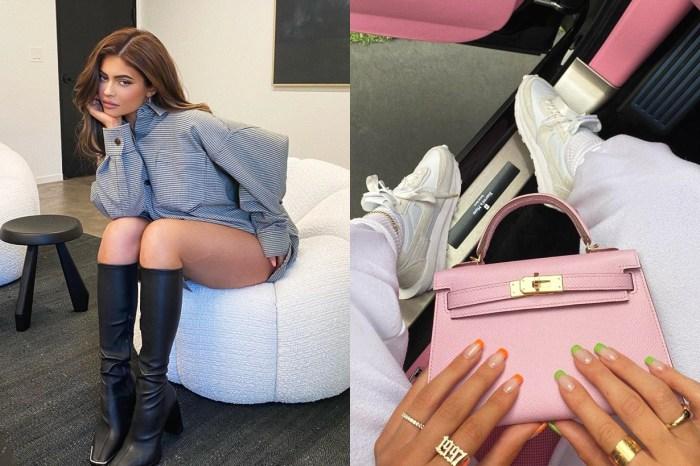 是品牌老闆又是媽媽的 Kylie Jenner,Hermès 手袋中會收藏多少驚喜?