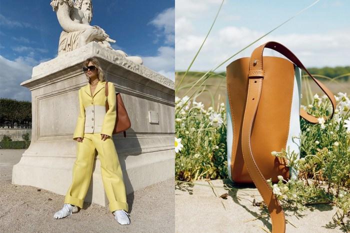 集優雅率性於一袋:比起 It Bag,這只才是讓你每天都想背出門的耐看款!