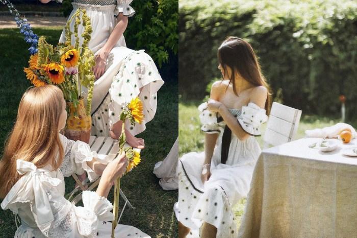 恰到好處的少女味!土耳其品牌 Lug Von Siga 的連身裙大概沒有女生能抗拒!