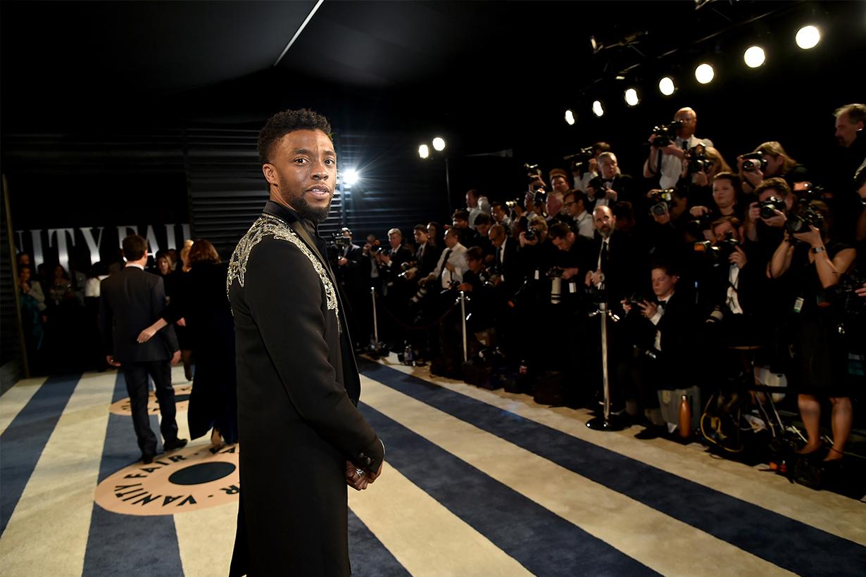 marvel Black Panther  Chadwick Boseman reason never talk about illness