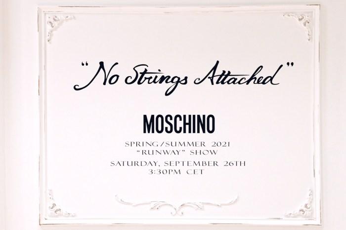 #MFW:遙距欣賞玩味之作!Moschino 2021 春夏時裝秀同步直播
