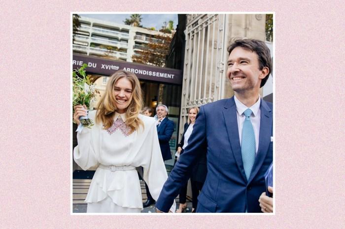 沒有眾所矚目的 LVMH 世紀婚禮:就連超模 Natalia 的婚紗,也都令人意想不到!