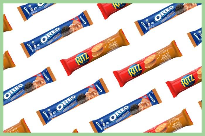 世紀之爭!相同口味的餅乾,到底 OREO 還是 RITZ 比較美味呢?