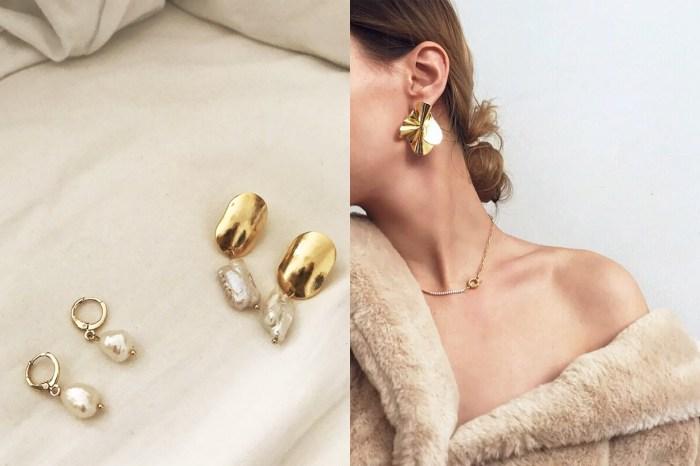 不浮誇不罷休!今個秋冬要戴耳環,就要戴這些款式!