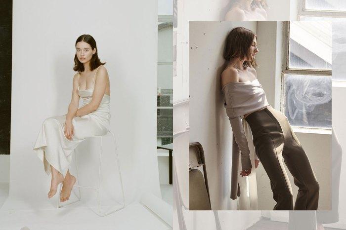 受超模、博主熱捧自有原因:它家的背心、連身裙,性感之餘還能修飾身材!