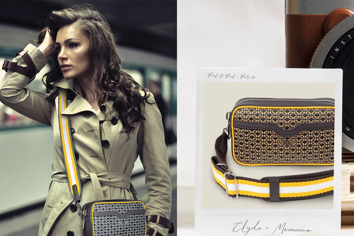 Pinel et Pinel Launches the Clyde Crossbody Bag Collection