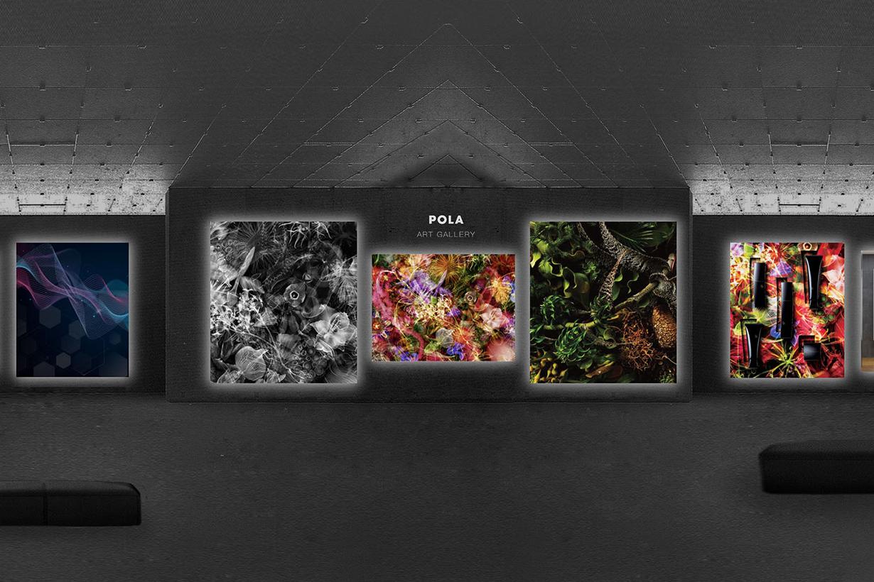 POLA Online Art Gallery