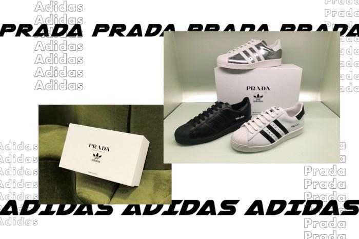 POPBEE 開箱:近賞 Prada for adidas 全新聯乘波鞋,第二波發售日公開!