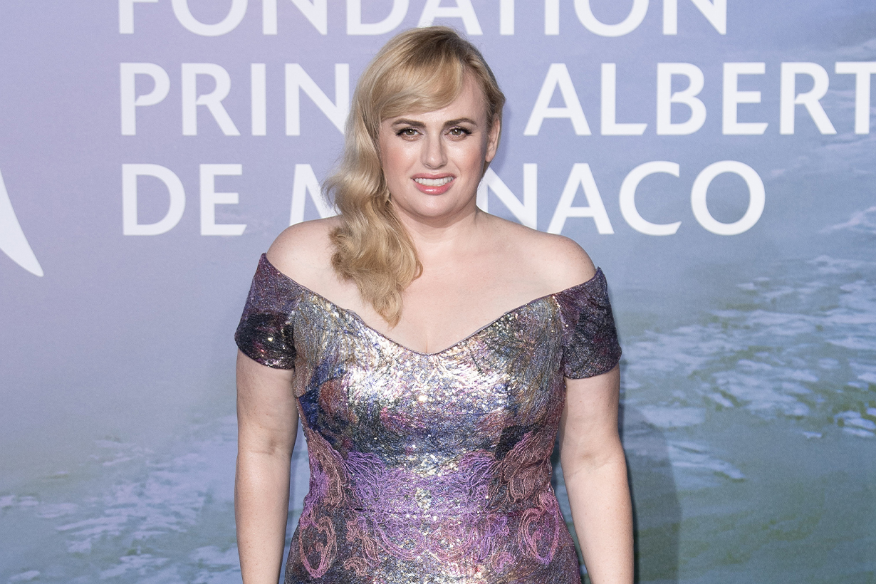 Rebel Wilson Fat Amy Jacob Busch Anheuser-Busch millionaire Hollywood Actresses Celebrities Couples Keep Fit Lose Weight