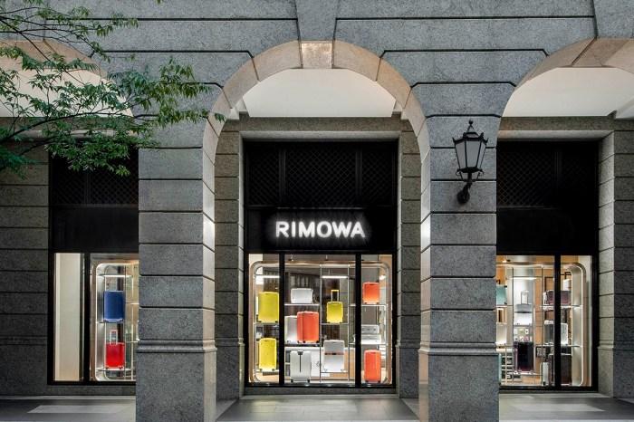 終於等到 RIMOWA 台灣店開幕,行李箱、手機殼、貼紙配件一應俱全!