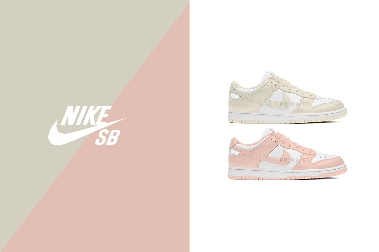 nike sb dunk low women limited color 2021 summer