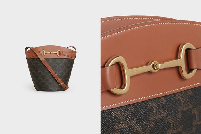 低調巧美:Celine 這款典雅水桶包,不到兩萬元就能入手!