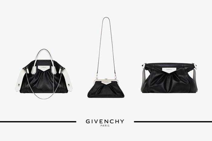率性美:Givenchy 經典手袋,Antigona Soft 全新極簡黑色系款!