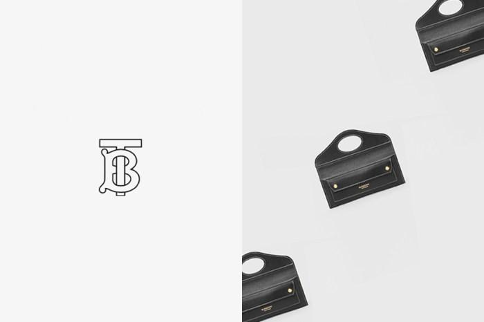 尺寸超迷你,但用途多:Burberry 經典手袋推出新款引熱議!