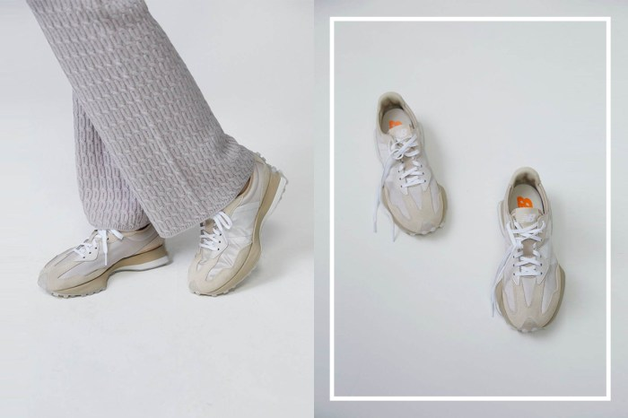 SNIDEL x New Balance 最新聯乘,推出這雙高人氣絕美波鞋!