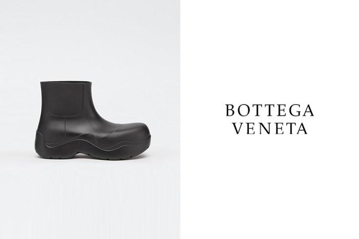 預測爆款:看似普通卻引熱議的靴款,竟是來自 Bottega Veneta?