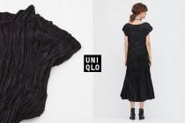 Uniqlo 細摺洋裝一上架便成熱賣單品,不只穿著舒適還超修身!