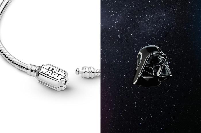 一睹星戰神秘力量!Star Wars™ x Pandora 限量珍藏版飾品系列率先預覽