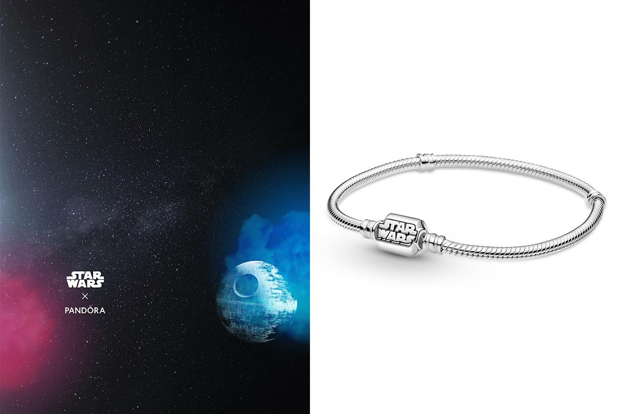 Star Wars x Pandora Jewelry