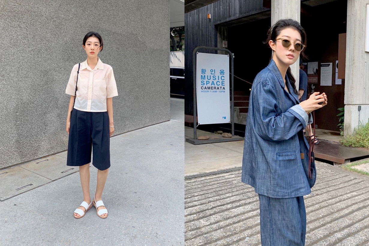 seoziyeon Korean girl outfit inspiration daily