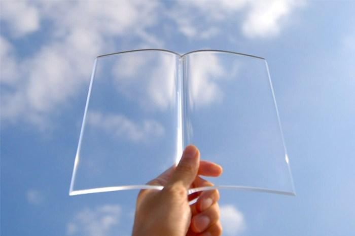 非常受日本人歡迎,這本透明的書到底有甚麼用途呢?