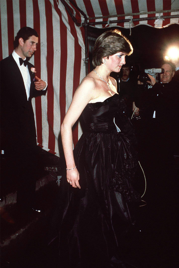 The Fabulously Frou Frou Dress That Changed Princess Diana's Style Forever