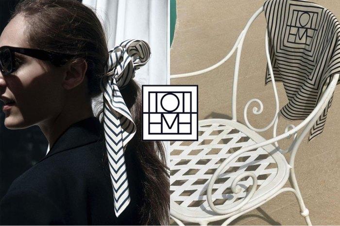 北歐品牌 Totême 紅遍時尚圈,潮流女生一致購入的是這件單品!