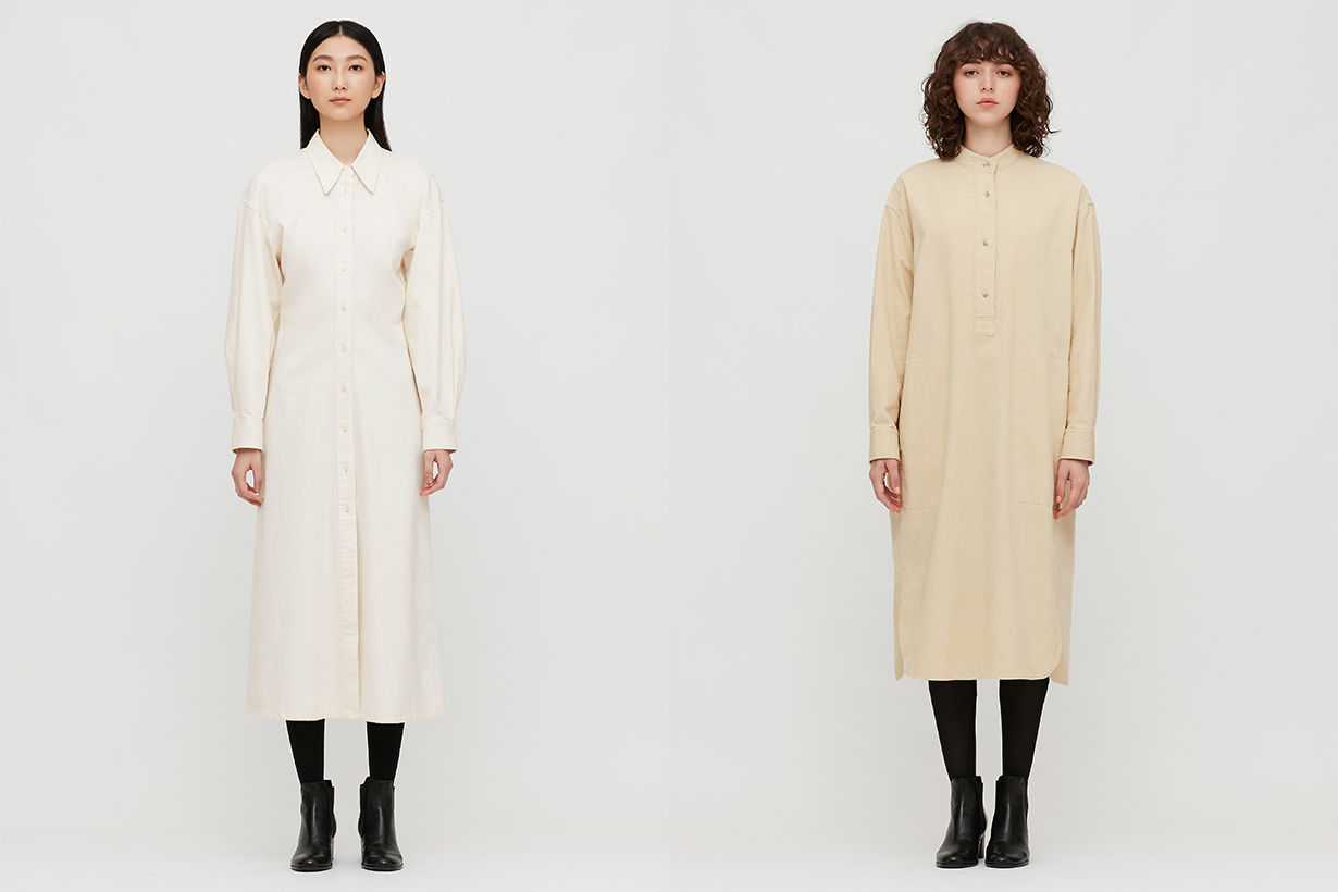 Uniqlo U 2020 fw collection Christophe Lemaire release