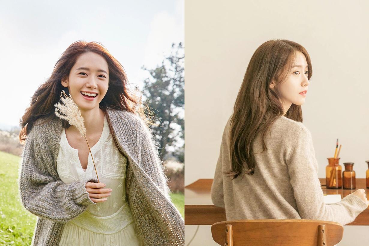 Yoona Lim Girls Generation Innisfree Estee Lauder New Muse Brand Endorsement Makeup Cosmetics Korean idols celebrities singers girl bands