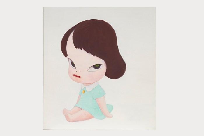奈良美智的作品再現拍賣場!温室女孩有望成為藝術家歷來最高價作品之一