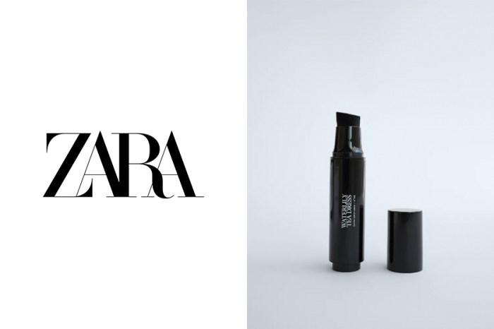 Zara 推出這枝黑色筆刷,原來是跟 Jo Malone 聯乘的新品!