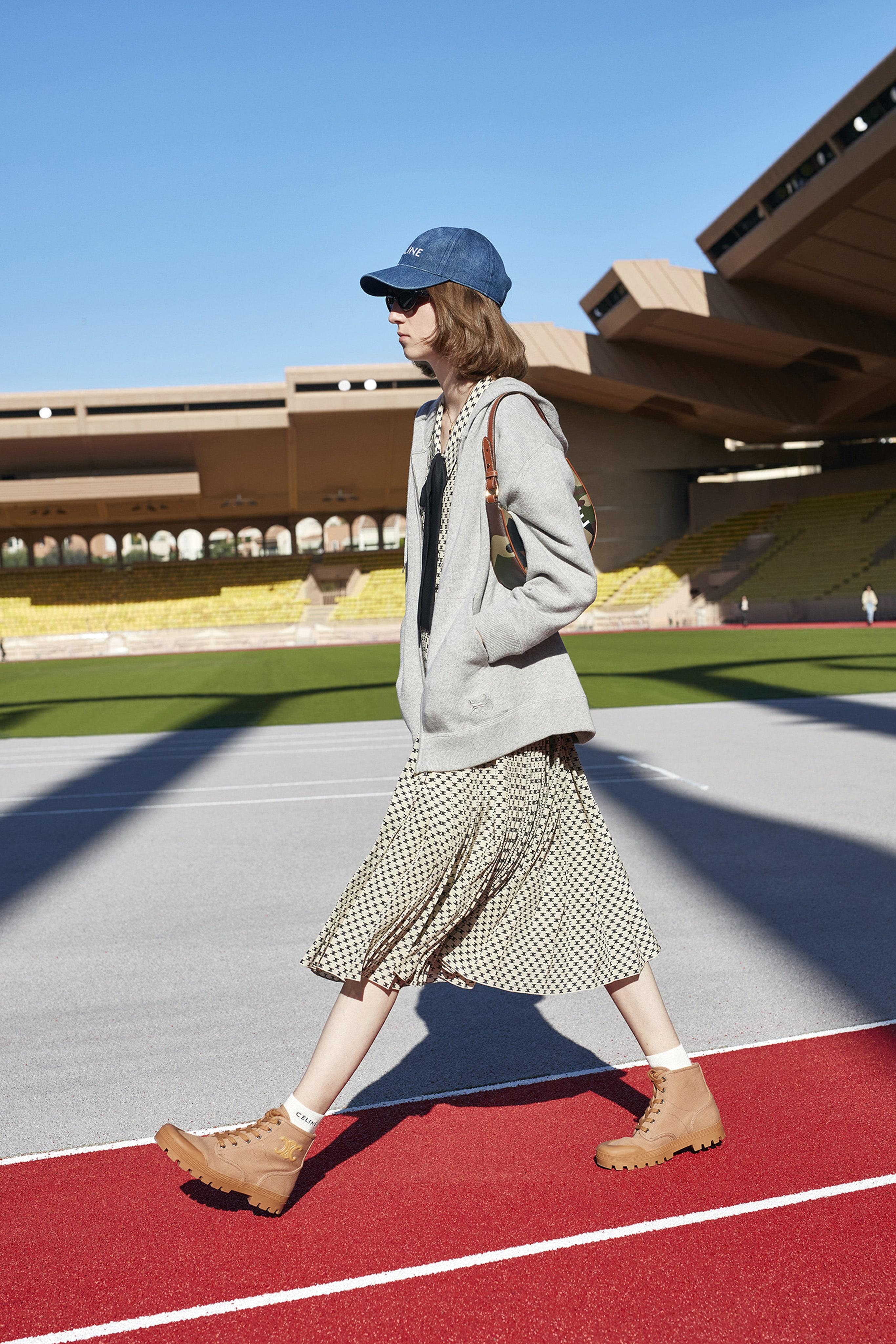 Celine fashion show ready to wear 2021ss