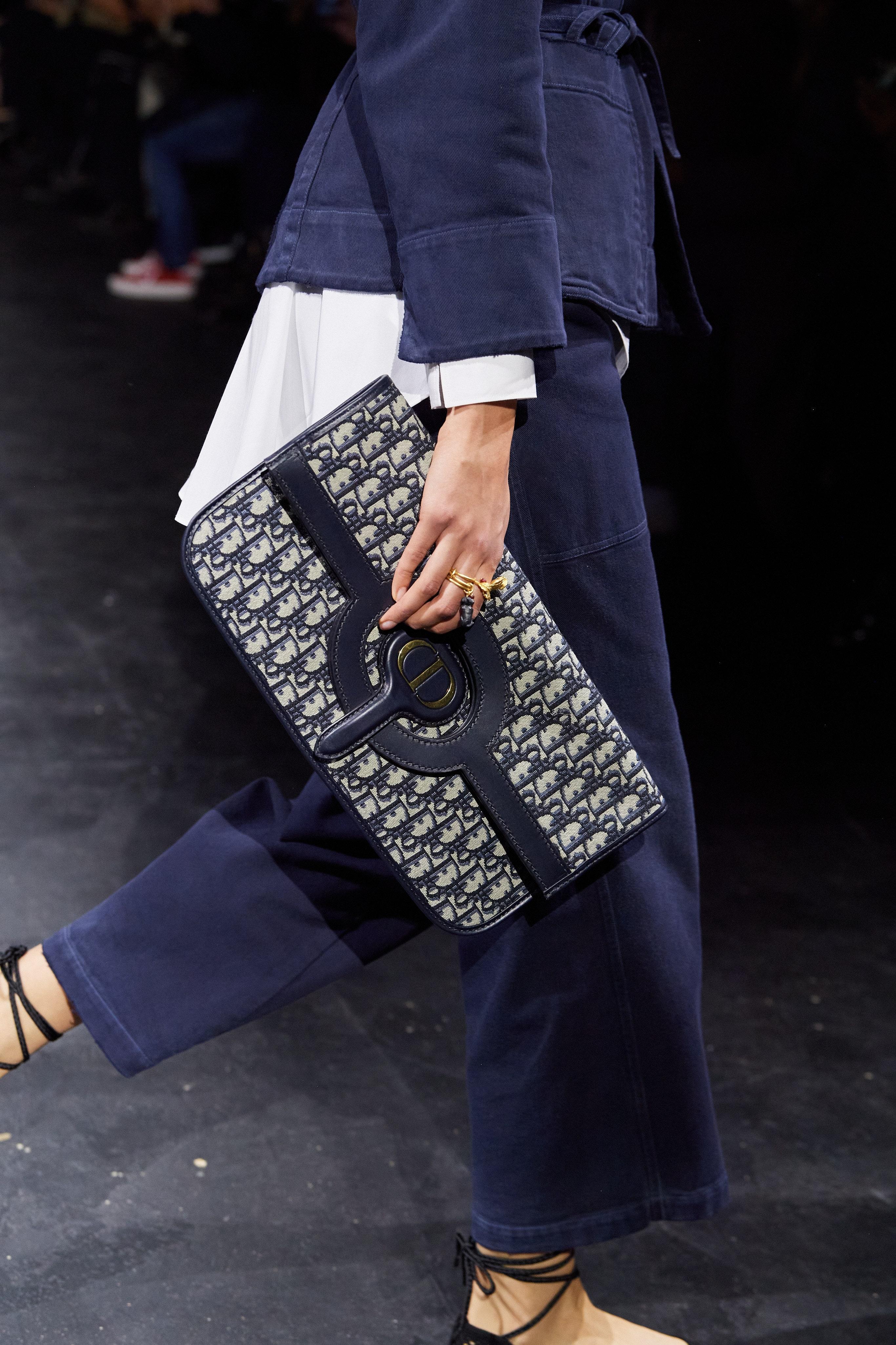 Dior 30 montaigne clutches spring 2021 handbags collection