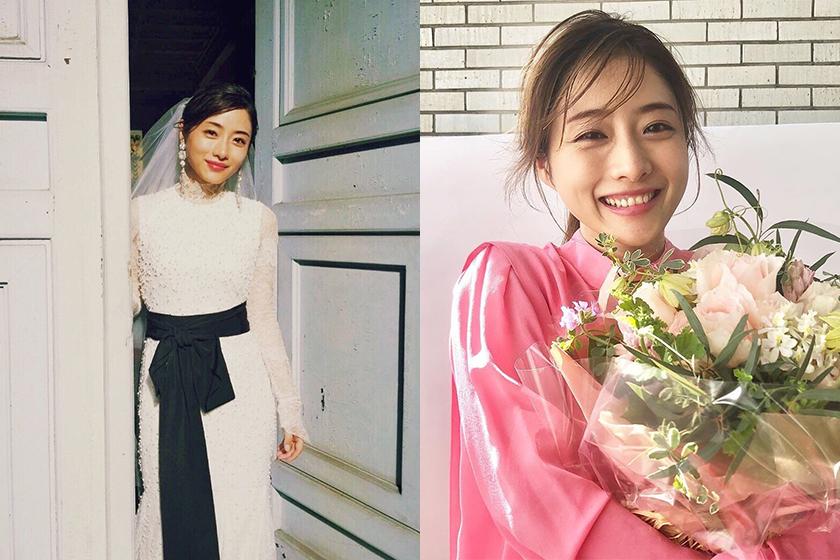 Japanese Star Ishihara Satomi get married
