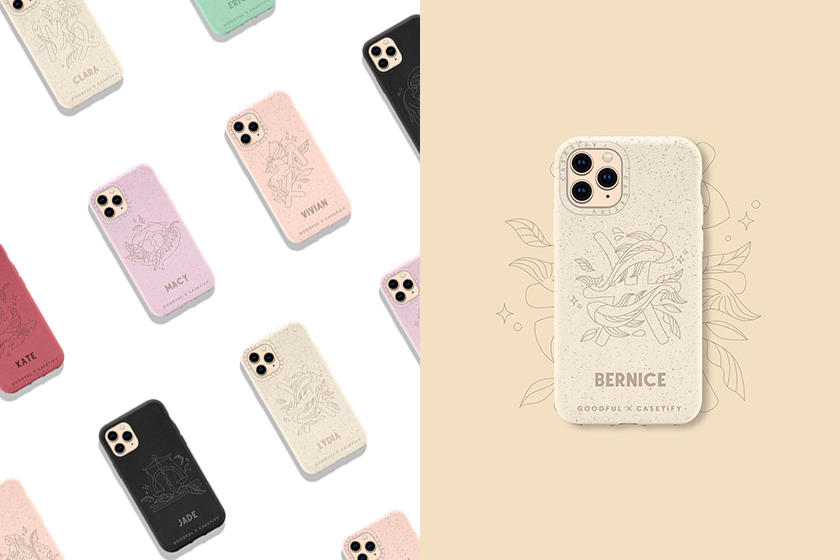 CASETiFY 12 Constellation iPhone Case Airpods Case