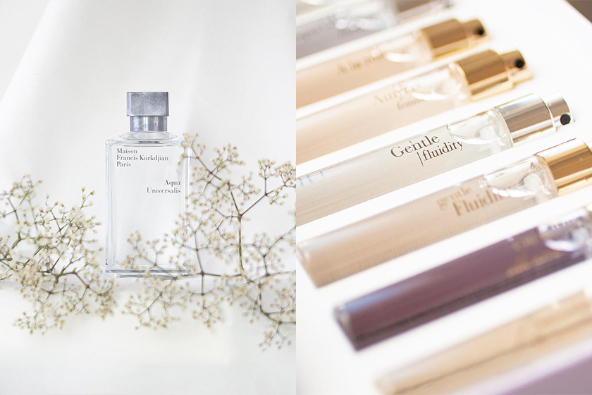 Maison Francis Kurkdjian fragrance wardrobe 2020