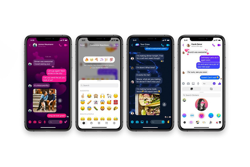 Facebook Messenger new update Instagram Direct Watch Together