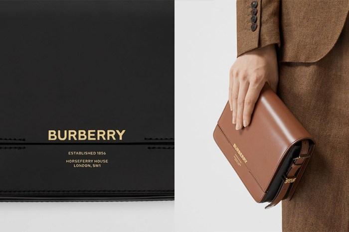 多種尺寸+完美實搭:Burberry 這款低調的經典手袋將成為下一任 It Bag?