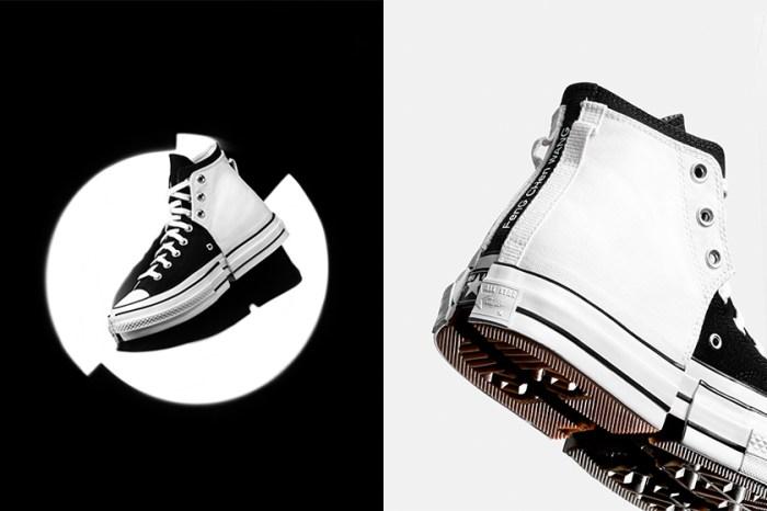 以經典鞋型解構重塑:Converse 合作設計師 Feng Chen Wang 將再度一雙難求?