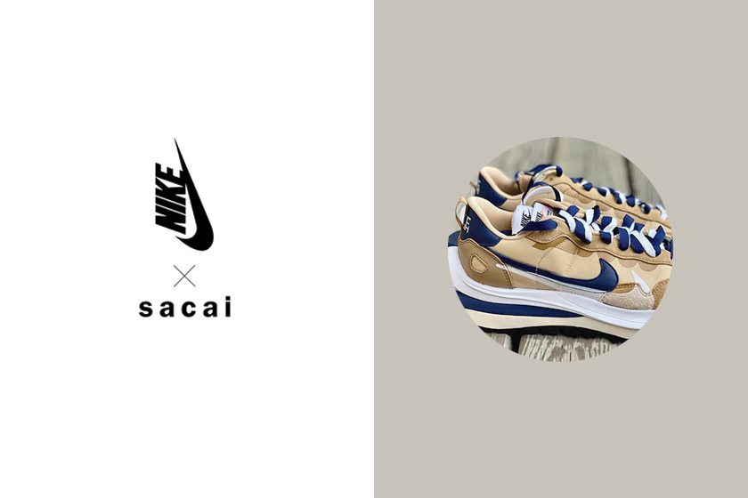 Nike x Sacai Vaporwaffle New Color Resort 2021