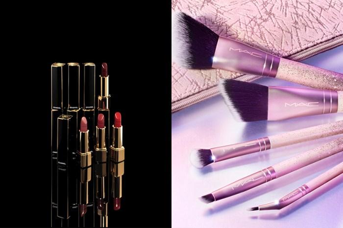 下半年最期待:搶先預覽 Chanel、M.A.C、Bobbi Brown 令人著迷的聖誕節限定彩妝!
