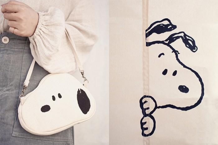 療癒你的每個日常:Pinkoi 聯名 Snoopy 推出一系列可愛的生活小物!