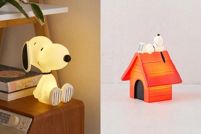 絨毛暖暖拖鞋、療癒夜燈:Smoko 推出的每一樣 Snoopy 小物都讓人失心瘋!