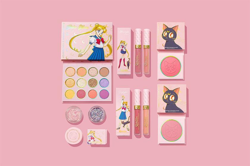 Sailor Moon ColourPop Makeup Collection 2020