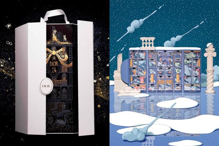 最期待的聖誕節小幸福:Dior、Diptyque、Jo Malone、YSL 更多倒數月曆一次公開!