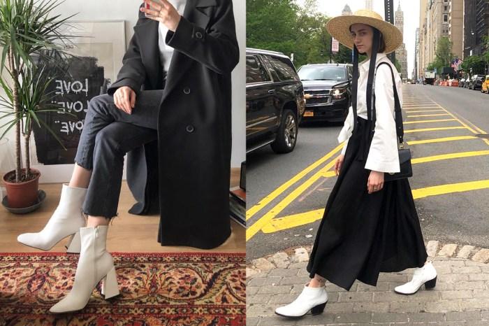 入手 Ankle Boots 除了黑色,這一季還可以選擇這些顏色!
