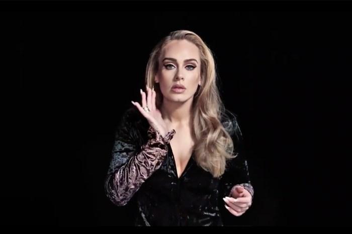 「瘦成一道閃電!」久違大螢幕的 Adele 終於在節目中公開她的瘦身成果!