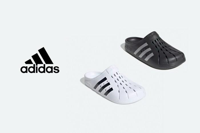 醜涼鞋時尚:一上架便引來目光,這雙 adidas 被譽為最舒服的懶人鞋?